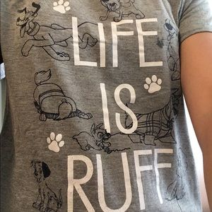 🐾Disney Dogs Life is Ruff T Shirt